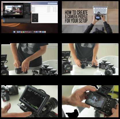 Display all tutorial videos